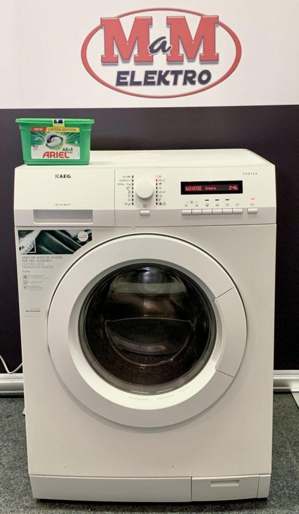 Pračka AEG protex